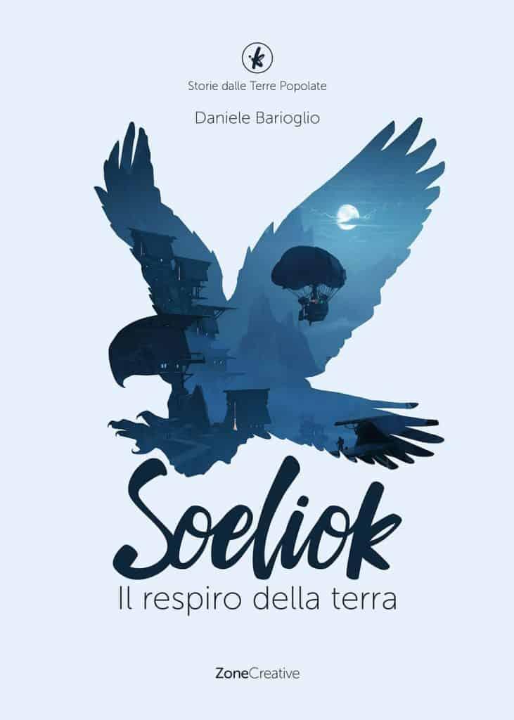copertina del libro 1 di Soeliok: il respiro della terra