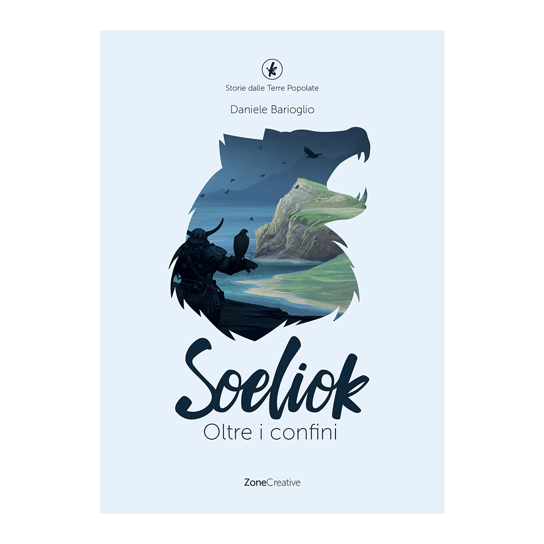 copertina italiana del libro 2 Soeliok: oltre i confini